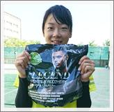 テニス加治選手