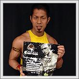 土井成樹選手