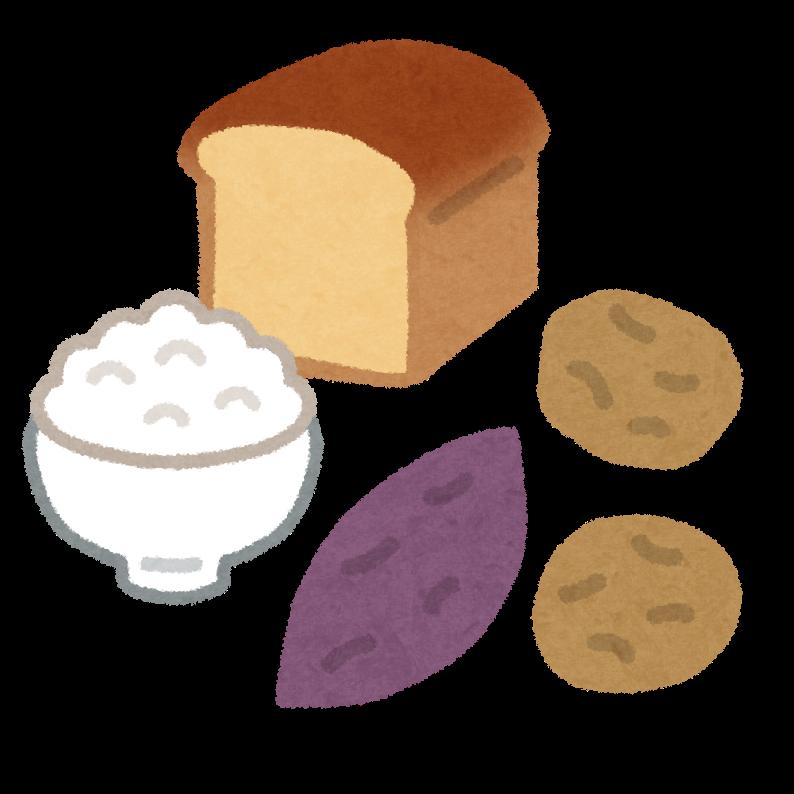 糖質 カーボローディング 栄養